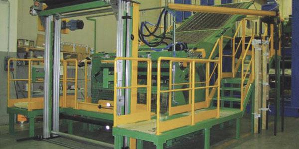 Arrotolatore feltro lana di vetro