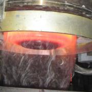 Fiberizer spinning machine - glass wool