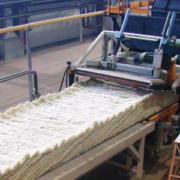 Crimping macchine lana di roccia