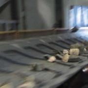 Materie prime lana di roccia
