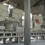 Raw material batching