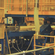 Cutting units - glass wool