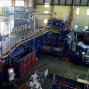 Imballaggio pannelli lana di vetro